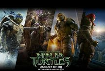 TMNT (2014) / Teenage Mutant Ninja Turtles  Leonardo, Raphael, Donatello, Mikey, April And Others