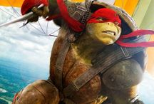 Raphael--TMNT / Raphael TMNT Movie 2014/2016