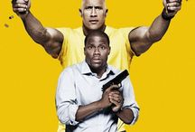 "Central Intelligence / Movie 2016 / Kevin Hart And Dwayne Johnson ""The Rock"" \"