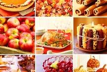 Thanksgiving Ideas / by Kim Christensen