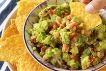 ! Appetizers - salsa & guacamole / by Bonnie T's recipes
