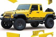 Jeep Parts / New Jeep parts, and popular parts with our Customers. Join the board to find out about the latest cool stuff for Jeeps. / by Morris4x4Center.com