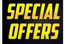 Jeep Specials, Deals, Sales! / Special offers for Jeep parts. At Morris 4x4 Center, we strive to give you the best service and the best price. Check them out! / by Morris 4x4 Center