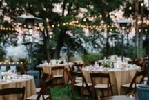 Weddings & events / Decoration ideas