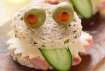 School Lunch Ideas / Easy school lunches kids will love!