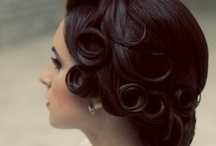 Beauty - Vintage Hair & Makeup / Vintage hairstyles, vintage inspired hairstyles, and vintage [inspired] makeup, along with how-tos!