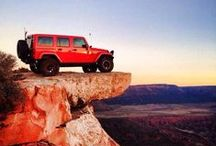 Jeep Life / The Jeep Life! Things that, usually, can only be done in a Jeep. It's a lifestyle, a way of thinking. Outdoors life, camping, and trailing. / by Morris4x4Center.com