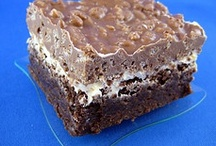 Brownies and Blondies I've Made / by Hilary Ratner