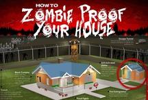 Zombie Apocalypse  / I'll need these tools when the zombie apocalypse comes around finally.