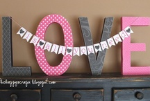 LOVE Board - Valentine's Day