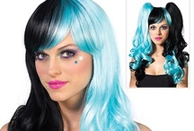Wigs & Hats / FREE SHIPPING on Sexy Wigs, Sexy Costume Wigs, Women's Wigs, Long Wigs, Short Wigs, Auburn Wigs, Black Wigs, Blonde Wigs, Blue Wigs, Pink Wigs, Magenta Wigs, Orange Wigs, Purple Wigs and Red Wigs. All Halloween Wigs, Women's Wig, Sexy Hats, Cowboy Hats, Pirate Hats and Straw Hats are in stock and ready for Free Shipping. / by 3WISHES.COM
