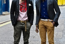 Panache For Him / A collection of stylish menswear that I love.  / by Beatrice Joseph