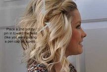 Hair-beauty ideas / Hair-Nails-Makeup