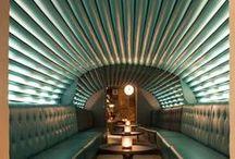 Bars | Restaurants / by Vincent Ford Design