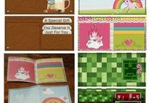 Cutting Templates / download and cut these fabulous templates