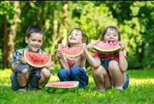 Summer Vacation / Things to do, see and enjoy with your kids this summer vacation!