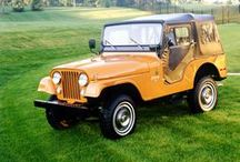 Classic CJ Jeeps / Some of our favorite classic Jeep CJs.  / by Morris4x4Center.com