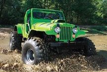 Radical 4X4 Jeeps / Radical Jeep projects. Taking it to the limit! / by Morris 4x4 Center