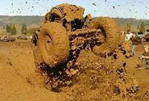 Jeep Mayhem / Lots of mud, muck, dirt and outdoor things that stick to your Jeep! Who's got the tow strap? / by Morris 4x4 Center