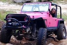 Jeep Women / We sell a lot of parts to women who own Jeeps, they enjoy going off road as much as the guys do. Welcome Ladies! / by Morris 4x4 Center