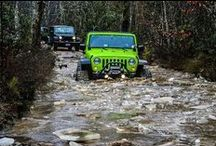 Water Jeeps / In the lake, on the beach, treading water in a river. Like to pretend your Jeep is a submarine or motorboat? This is the board for you! Get wet ! / by Morris 4x4 Center