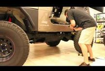 Jeep Videos / Jeep videos.  / by Morris4x4Center.com