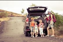 Travelling With Kids / Ideas and tips for travelling with kids