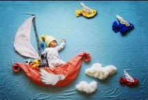 Pregnancy & Baby Photography / Inspiration for pregnancy & newborn portraits!