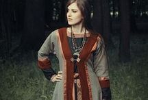Viking, Slavic, Medieval Clothing