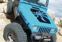 Jeep YJ / Fellowship for the Jeep YJ. Dare to be Square ! / by Morris 4x4 Center