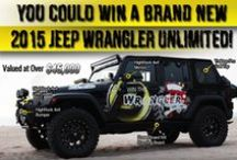 Morris 4x4 Jeep Giveaway 2015! / Check out the Jeep Bestop and Morris 4x4 Center are giving away this year! An all new 2015 Jeep JK Unlimited custom built and ready to drive ! Enter to win -  http://www.jeep4x4center.com/jeepgiveaway-2015.htm / by Morris4x4Center.com
