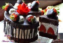 Fragole - Strawberries / Solo ricette con le fragole selezionate dai #gialloblogs  / by GialloBlogs