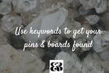 Pinterest / Pinterest marketing, tips, and resources! Pinterest is by far by favorite social media platform and I get most of my traffic from it.