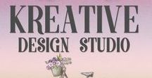 Kreative Design Studio / Welcome to our Etsy shop!  Find these goodies  here:http://etsy.me/2nYLKfM.