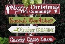 Christmas~Joy To The World! / Everything Christmas / by Denise Mattern-Morton