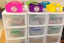 Classroom: Organization / Classroom organization ideas, tips, and tricks.