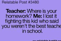 Classroom: Because I'm a Teacher