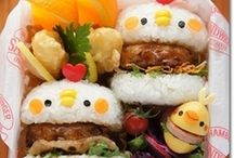 Ooooo Bento / The more practical yet challenging bento lunch ideas for my littles  / by Amy Lee