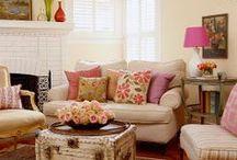 Home Sweet Home / Home decor / by Hannah Grivna