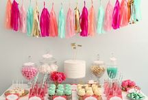 Events / Party planning at its best! Baby showers, bridal showers, housewarmings, gender reveals, birthday parties, etc...