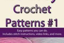 Crochet  / by Nivia Wilkinson