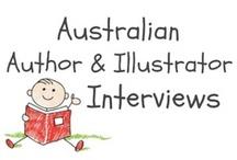 { Australian Authors/Illustrators } / Interviews with a great range of Australian authors and Australian illustrators at My Book Corner.