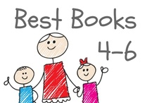 { Best Books for 4-6 } / Enjoy My Book Corner's pick of the best books for children aged 4-6. Click the link to read our full book reviews and use our online price comparison.