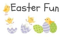 { Easter Fun }