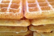 breakfast ideas / by Nivia Wilkinson