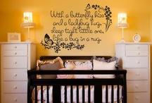 Baby Nurseries/Funiture & Baby Shower ideas / by Denise Mattern-Morton