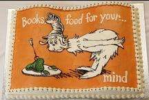 { Dr Seuss } / Dr Seuss themed inspiration - books, parties, Seuss themed activities, Seuss themed lesson. Have fun!