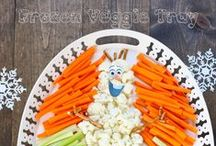 Food Fun / Making fruits & veggies fun & creative will encourage them to eat more and try new things!