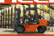 Forklifts for sale or rent