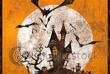 Haunting Halloween  / by Charlene McCain